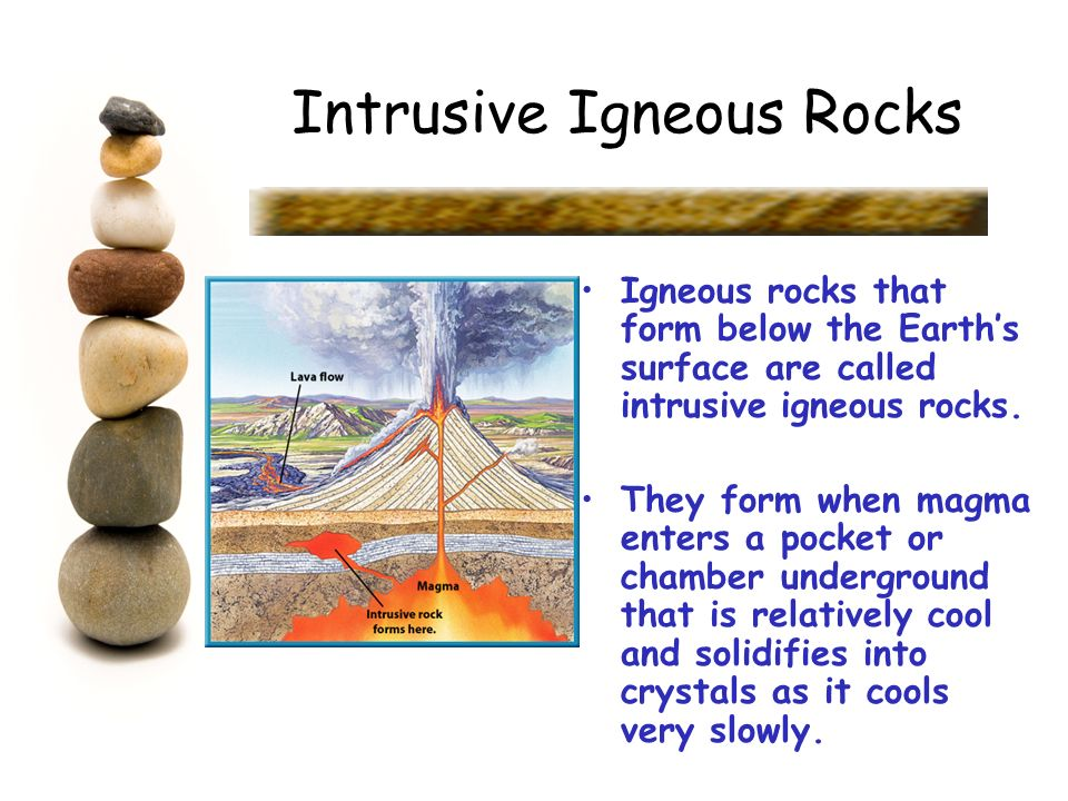 Intrusive Igneous Rocks