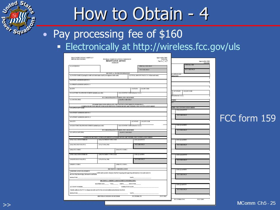 Federal Communications Commission) - ppt video online download