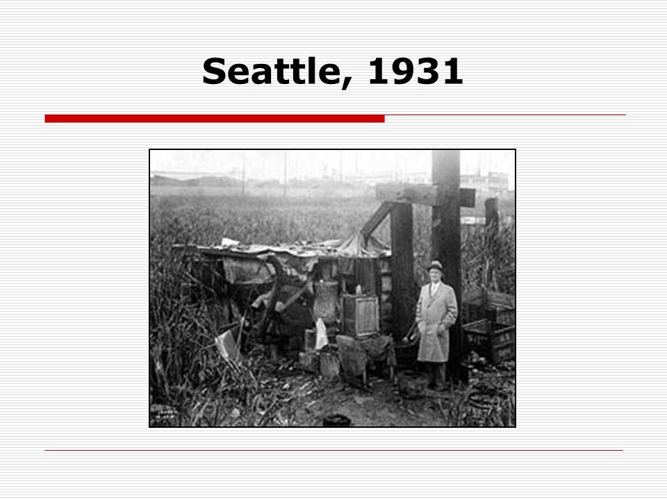 Seattle, 1931