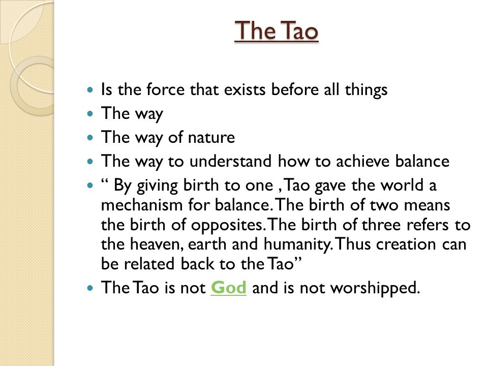 an overview of taoism a religious philosophical tradition of china Taoism presentation yin yang origin: taoism has no real founder it grew out of various religious and philosophical traditions in ancient china taoism.