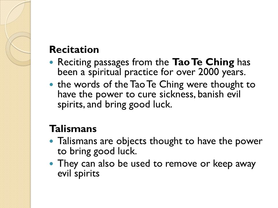 Taoism Overview Taoism Is An Ancient Tradition Of