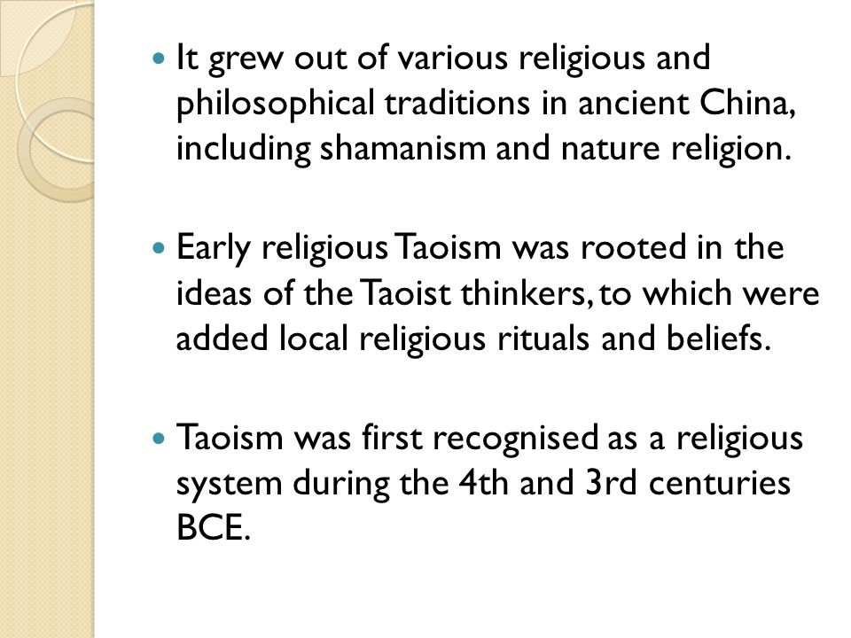 an evaluation of the classical chinese culture of taoism The situation of homosexuality in chinese culture is relatively  quite often in the classical novel  the situation of homosexuality in china.