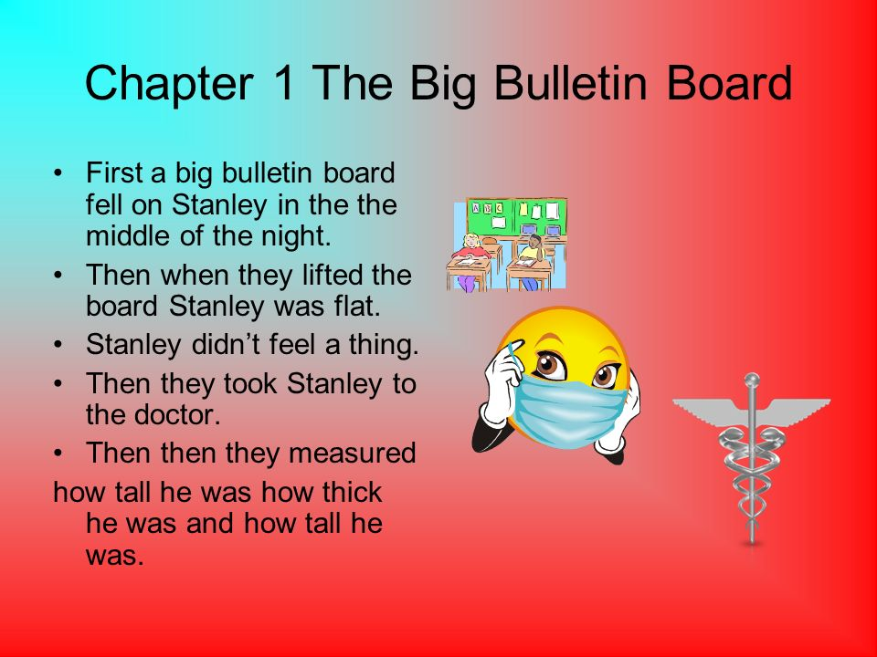 Chapter 1 The Big Bulletin Board