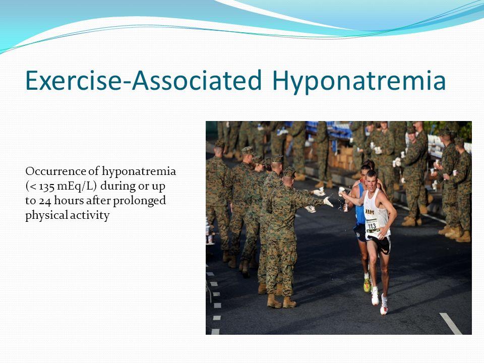 Exercise-Associated Hyponatremia
