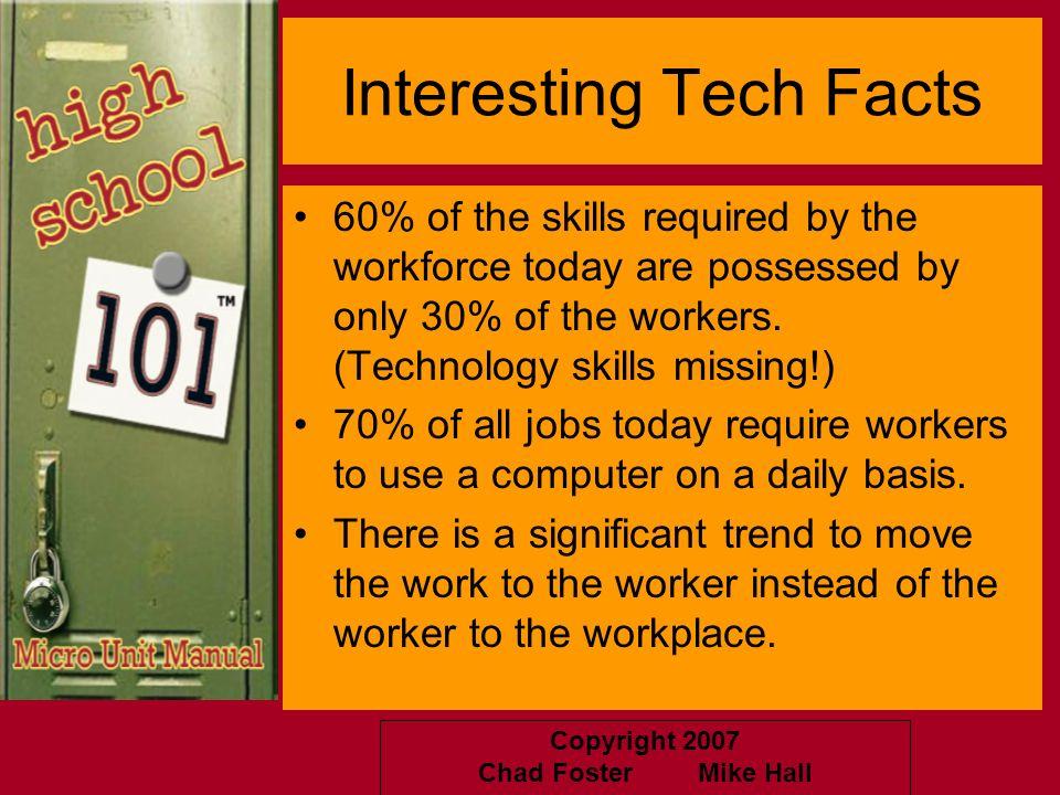 Interesting Tech Facts