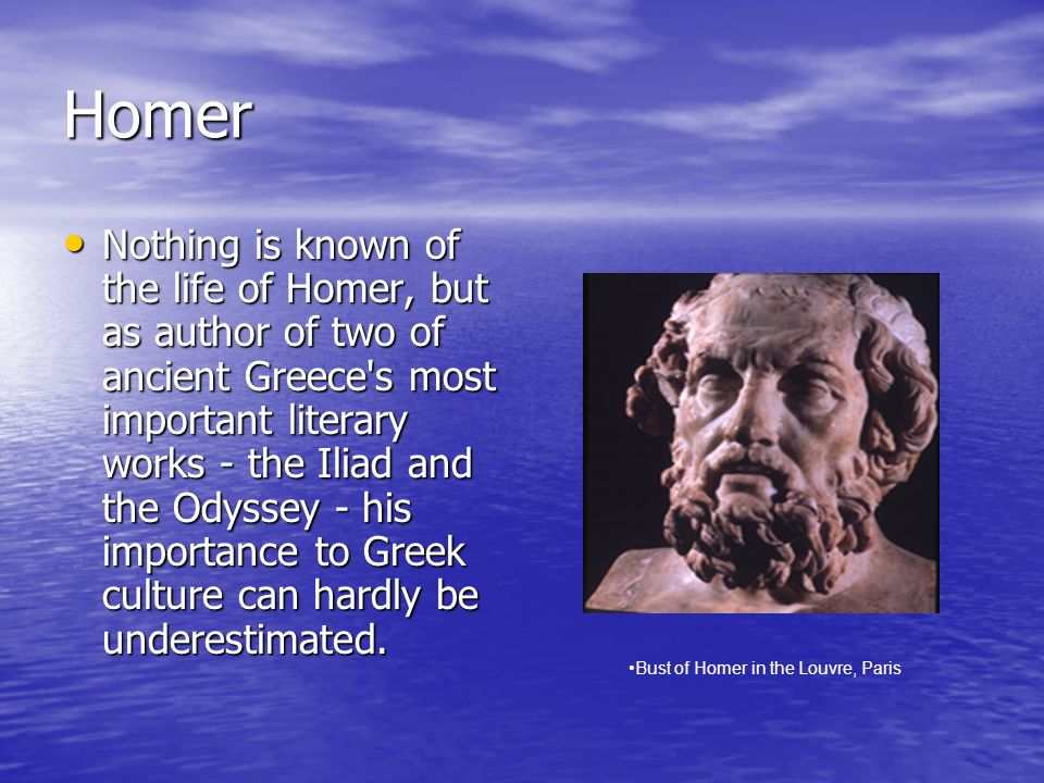 Hidden Themes from Homer's Odyssey