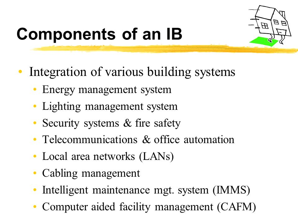 intelligent buildings
