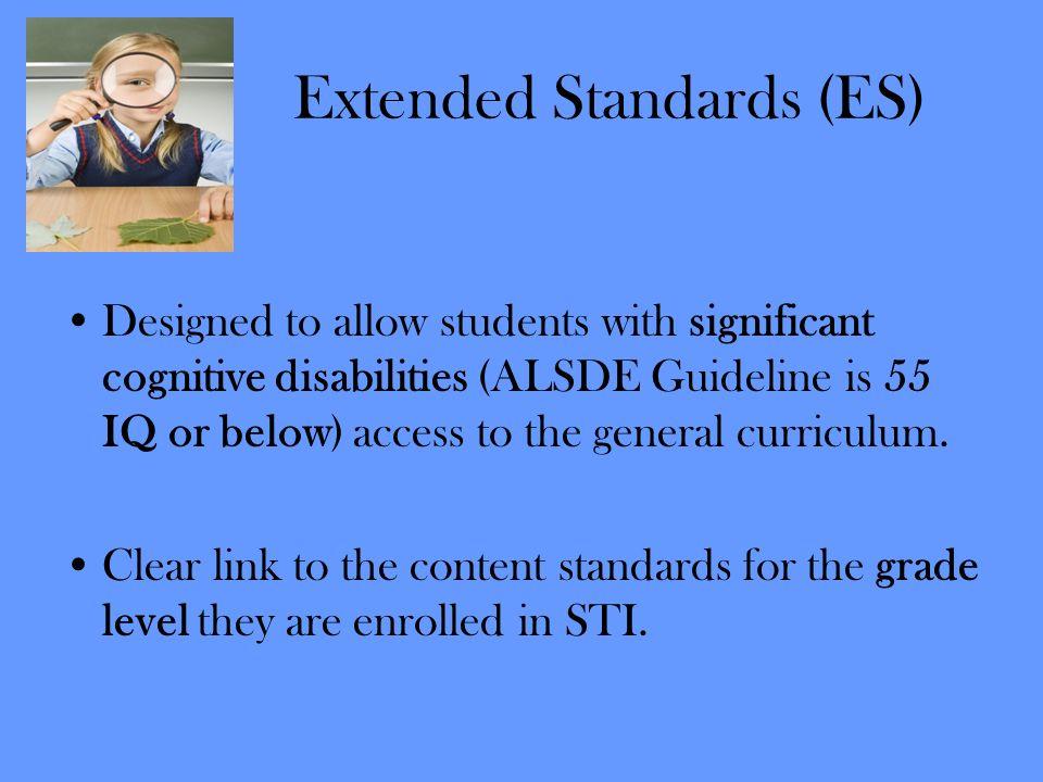 Extended Standards (ES)