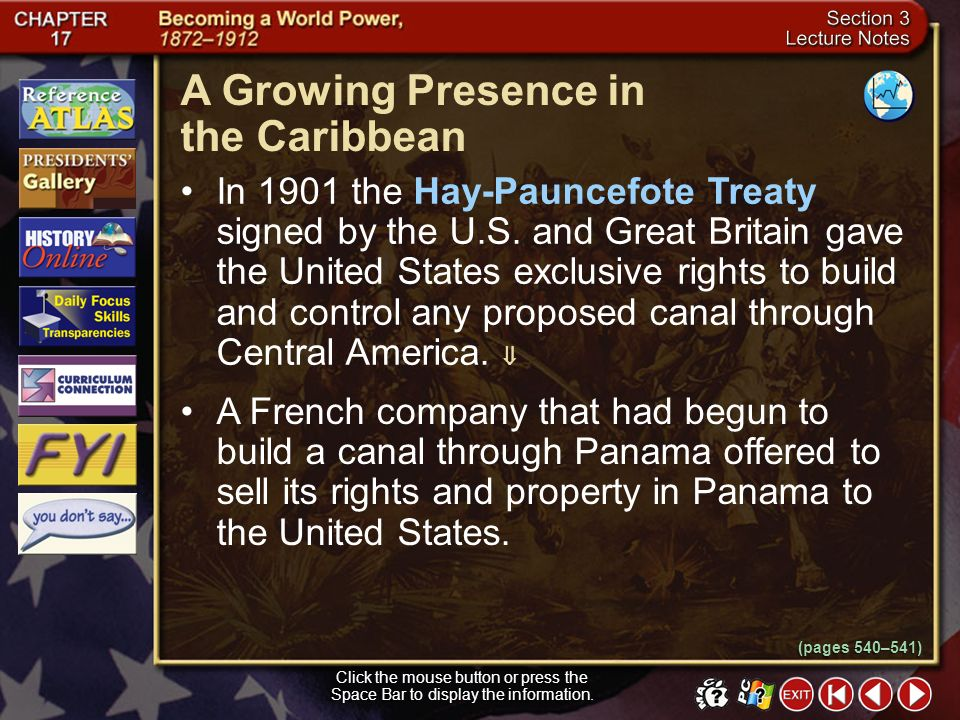 A Growing Presence in the Caribbean