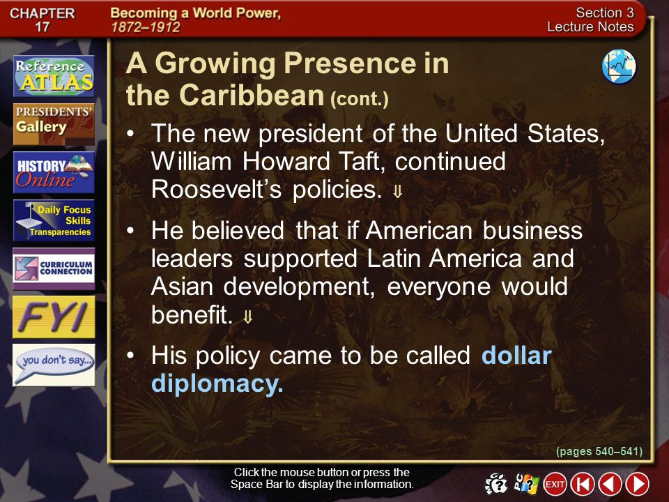 A Growing Presence in the Caribbean (cont.)