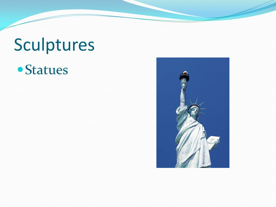 Sculptures Statues
