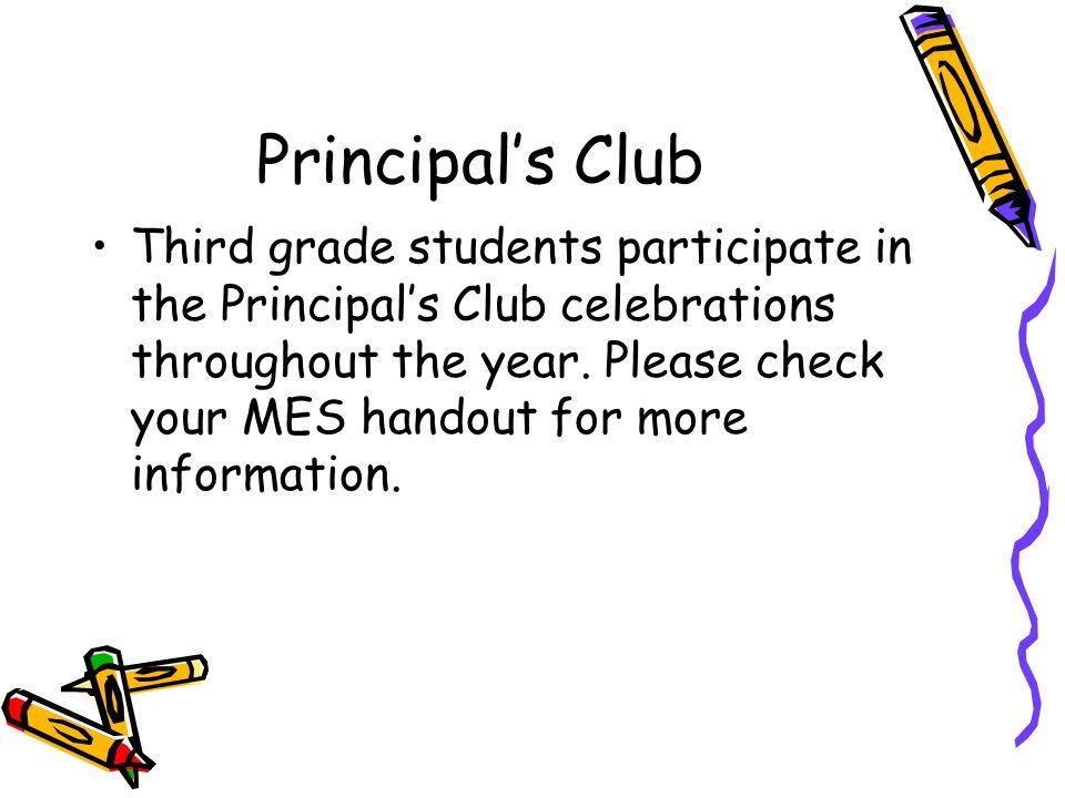 Principal's Club