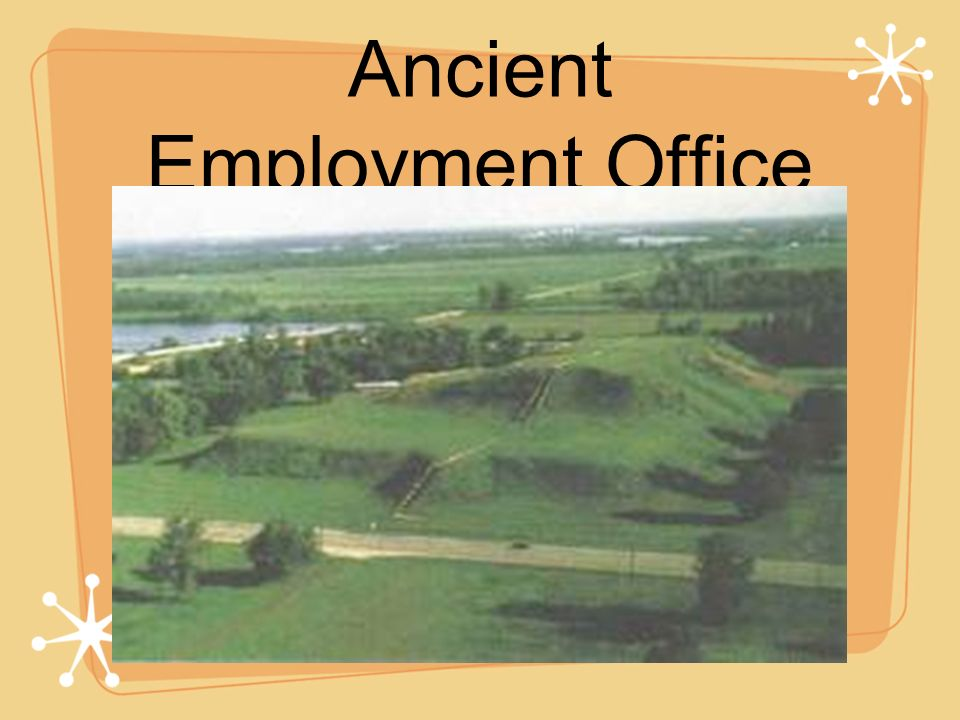 Ancient Employment Office