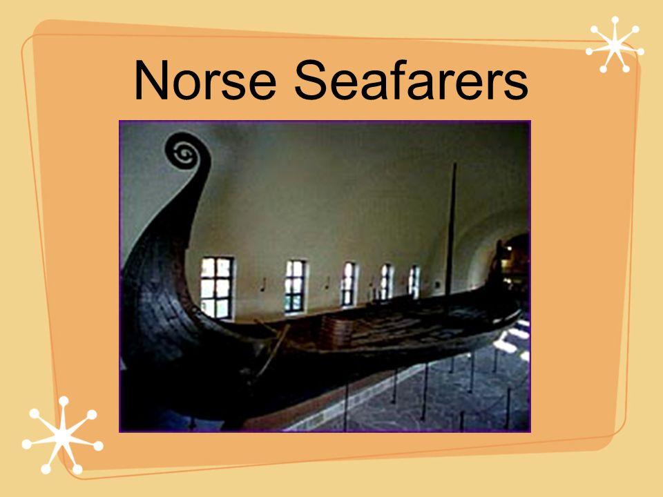 Norse Seafarers