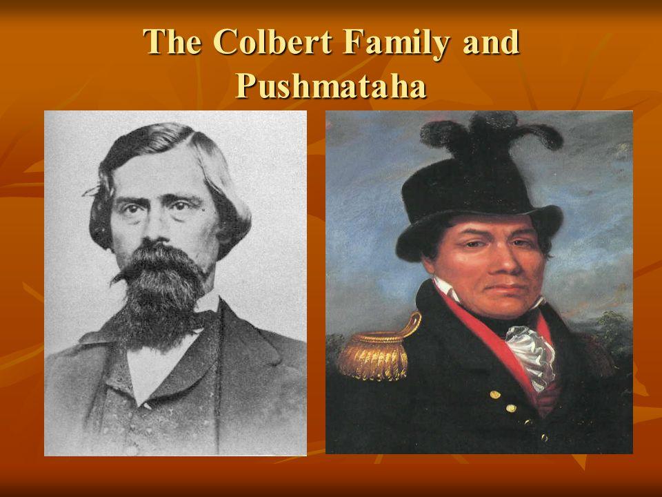 The Colbert Family and Pushmataha