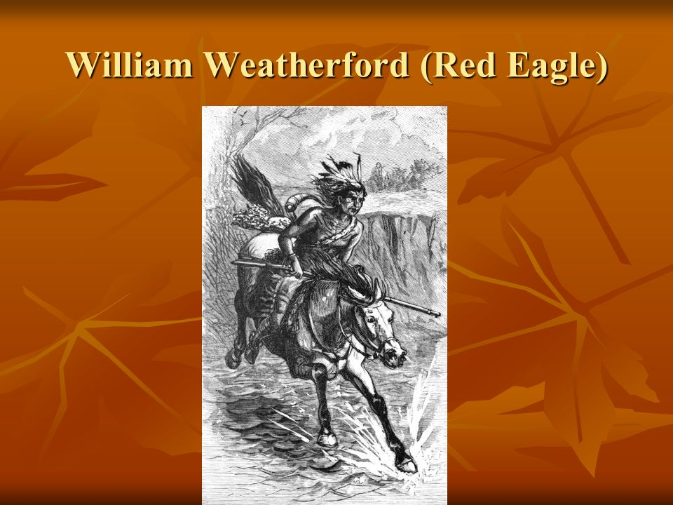 William Weatherford (Red Eagle)