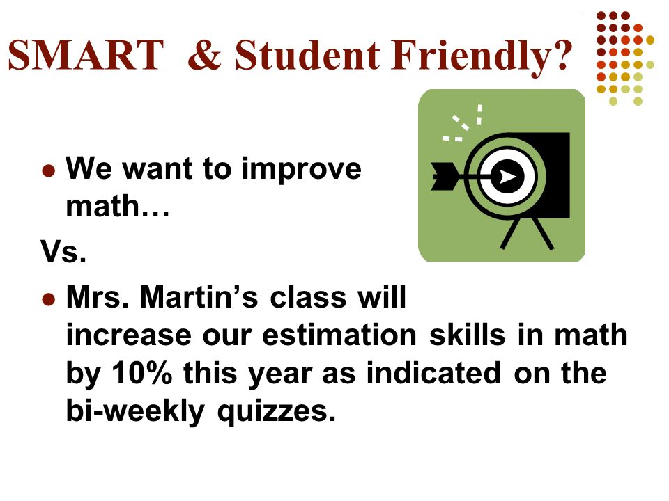 SMART & Student Friendly