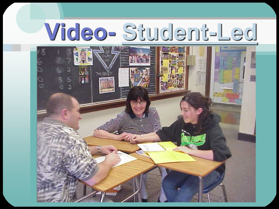Video- Student-Led