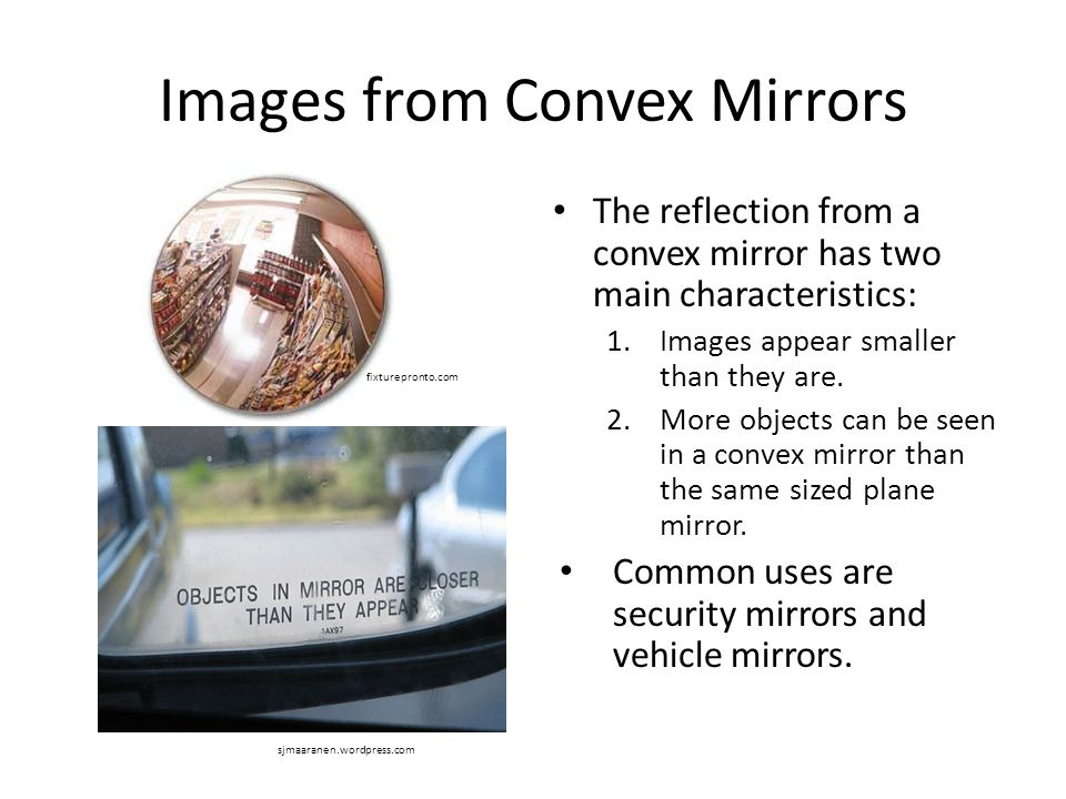5 2 using mirrors to form images ppt download for Uses of mirror