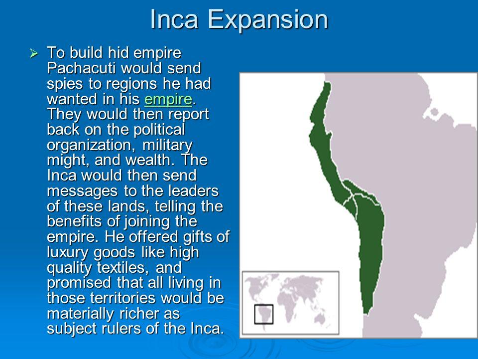 Inca Expansion