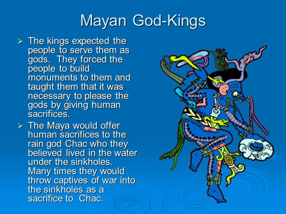 Mayan God-Kings