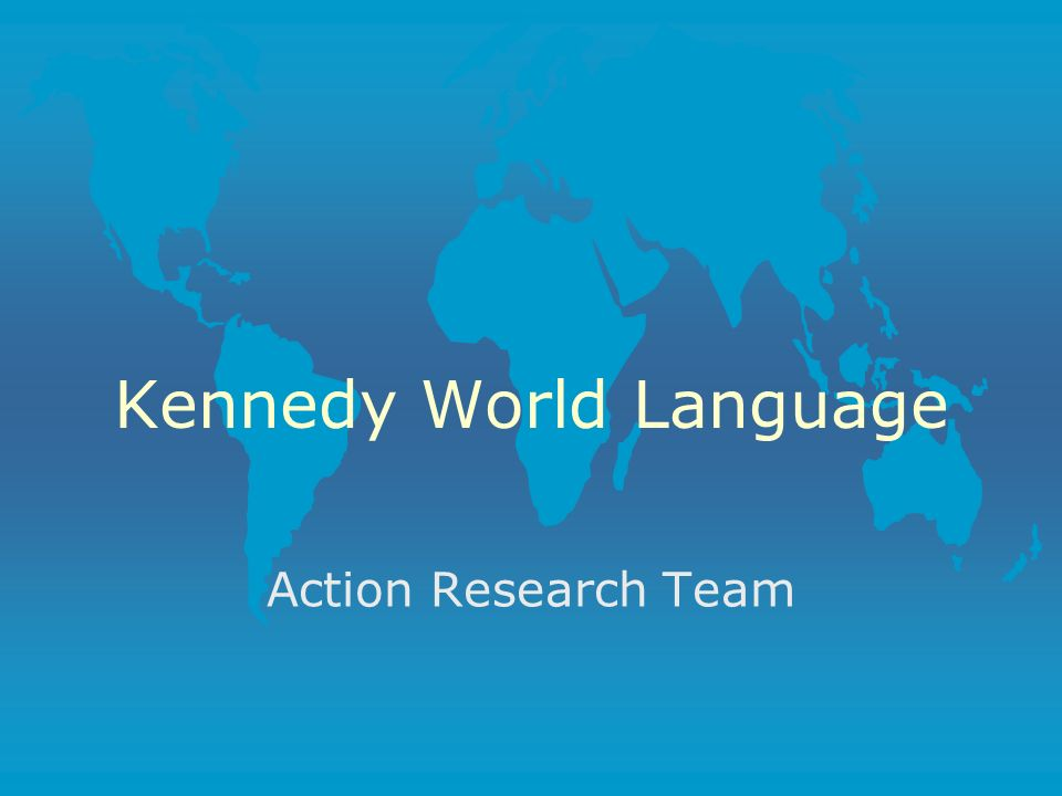 Kennedy World Language