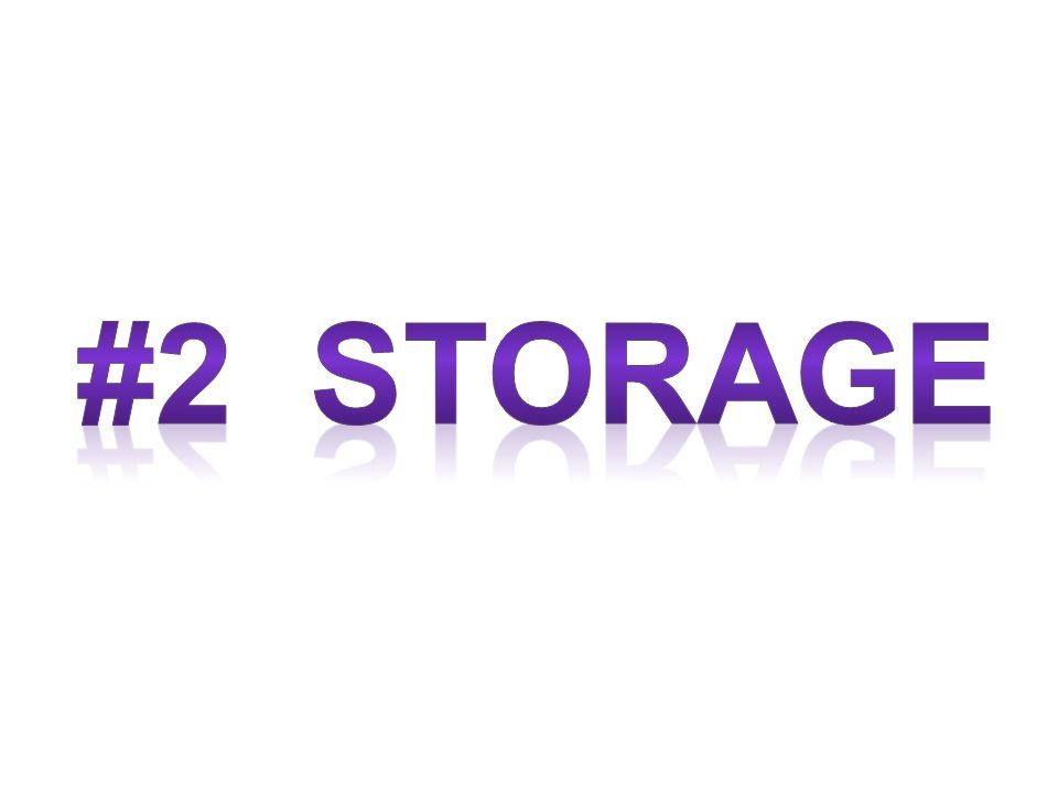#2 Storage