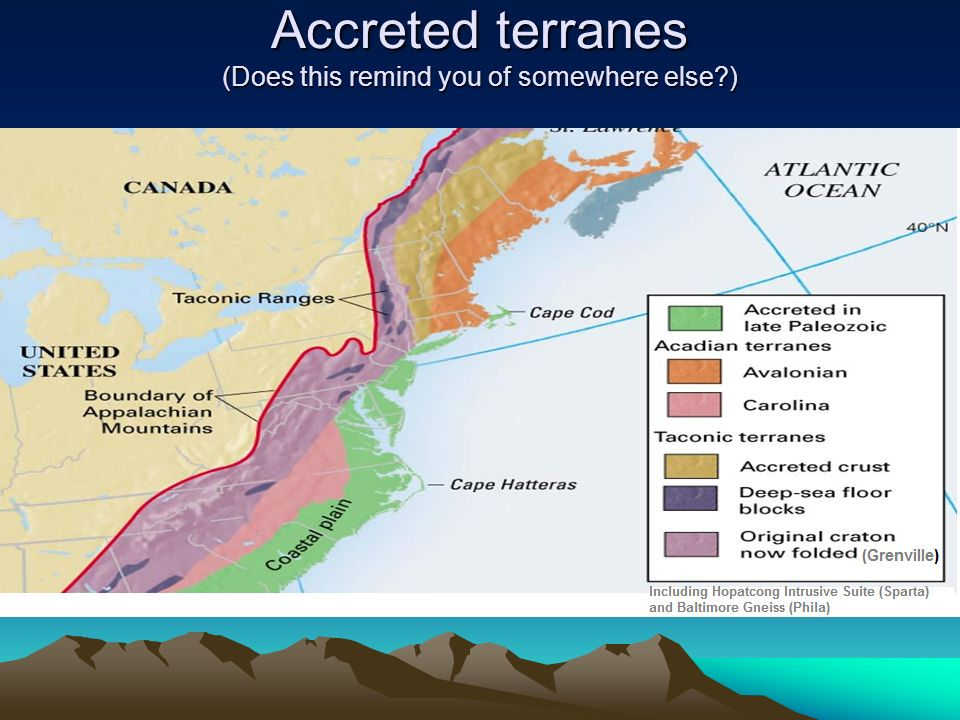 The Geology Of The Paleozoic Era Ppt Video Online Download