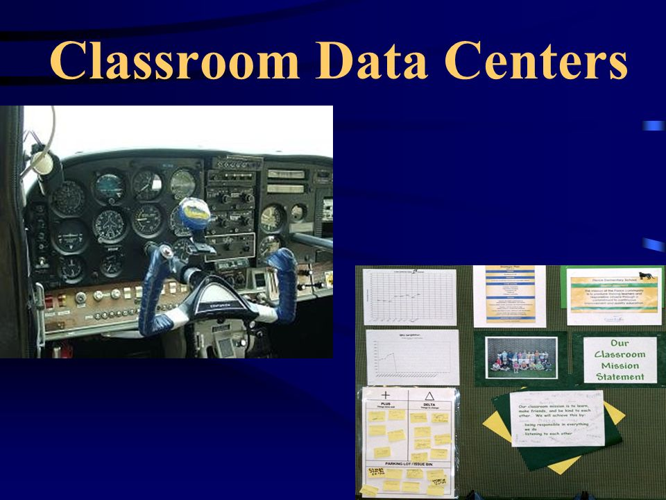 Classroom Data Centers