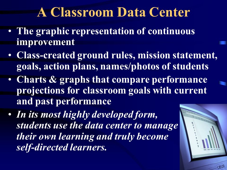 A Classroom Data Center