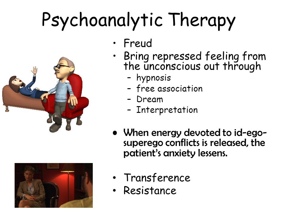 psychoanalytic therapy and cognitive behavioral therapy Clinical trials of cognitive behavioural psychotherapy (cbt) for depression are often of poor quality – and are no better than trials of the rival psychodynamic school so says a new american.