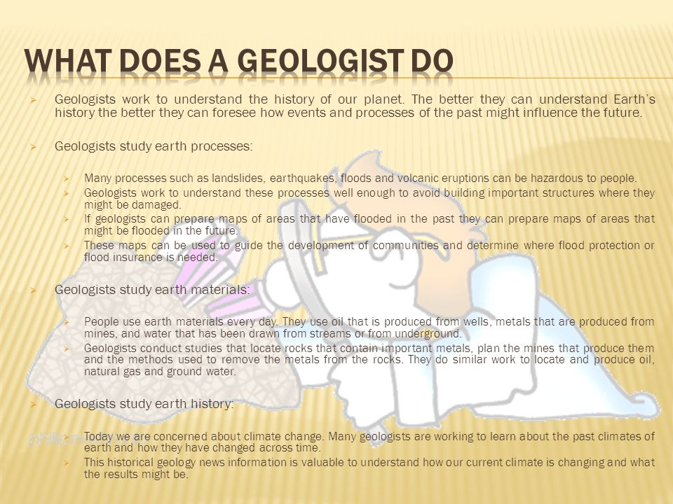 How long does it take to become a geologist - answers.com