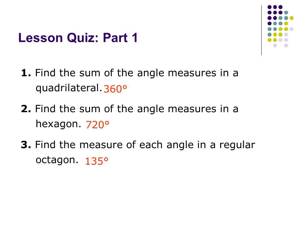 Polygons 5 4 Pre Algebra Ppt Download