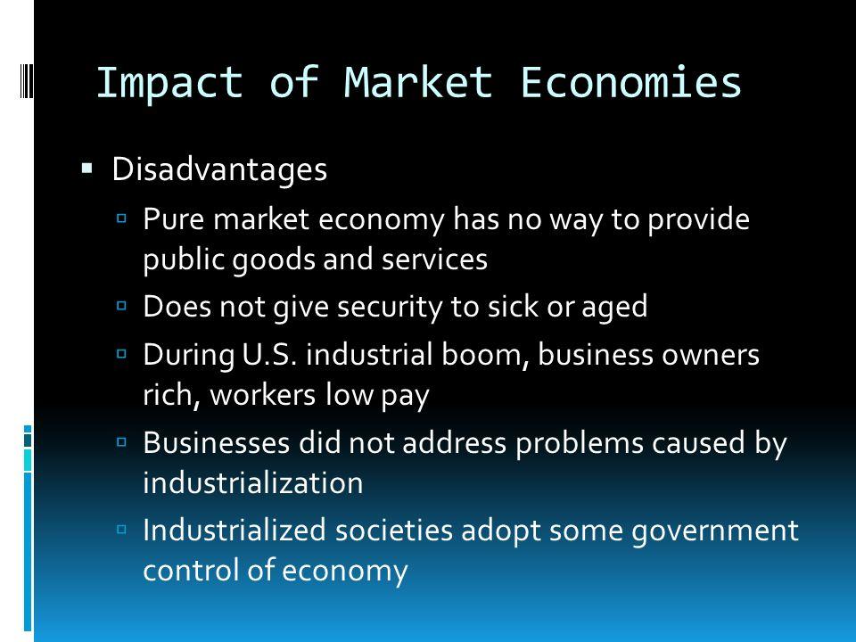 Impact of Market Economies