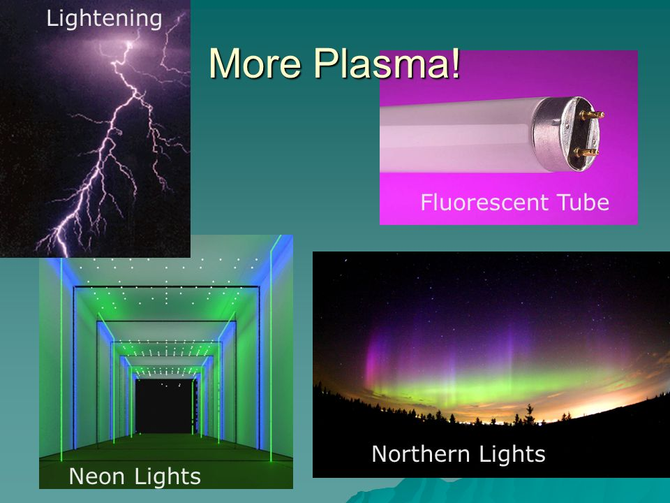 Lightening More Plasma! Fluorescent Tube Northern Lights Neon Lights
