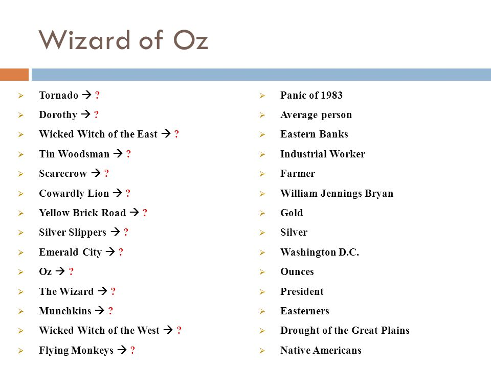 Wizard of Oz Tornado  Dorothy  Wicked Witch of the East 