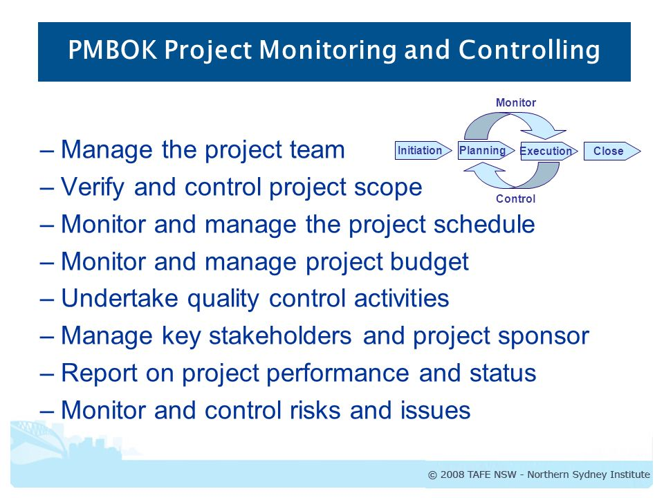 project plan execution activities Executing process group consists of processes performed to complete the   defined in the project management plan to satisfy the project specifications   some activities in this process include managing it risk, performing.