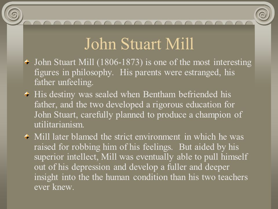 theories of justice john stuart mills harm principle essay The harm principle is a theory by british philosopher john stuart mill that states that a government or society does not have the right to prevent people from actions unless the actions are.