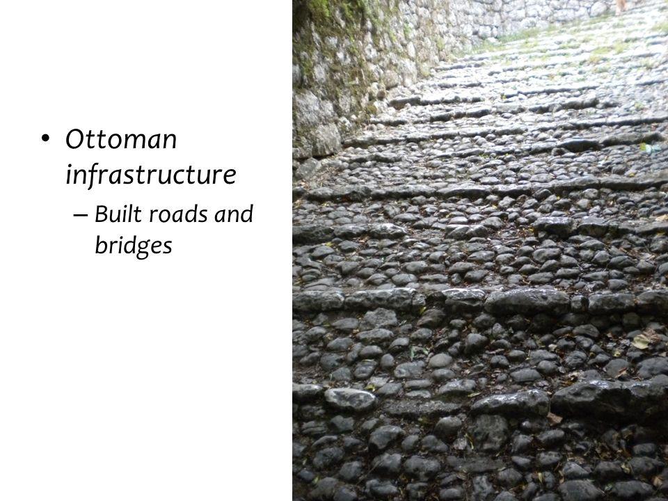 Ottoman infrastructure
