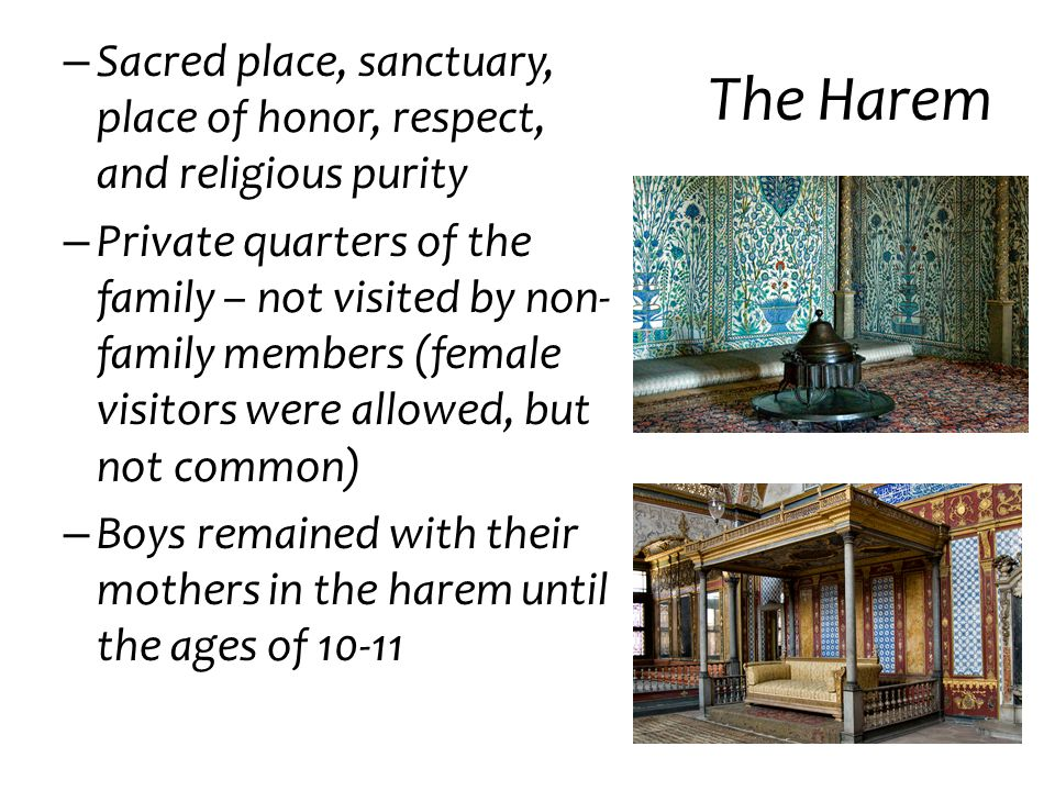 Sacred place, sanctuary, place of honor, respect, and religious purity
