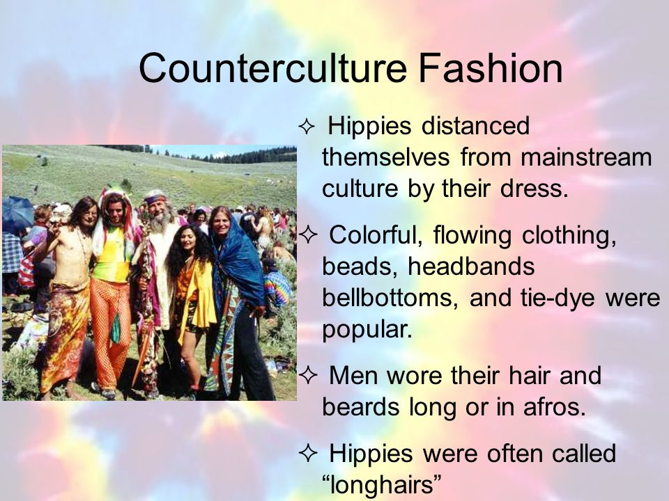 Counterculture Fashion