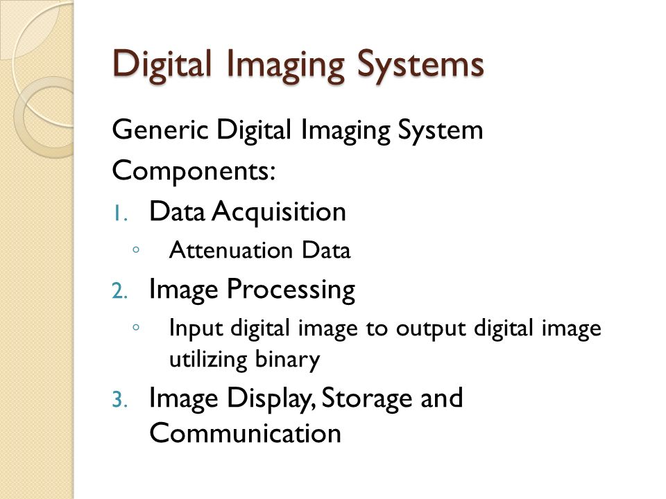 Ct Data Acquisition System : History of ct ppt download
