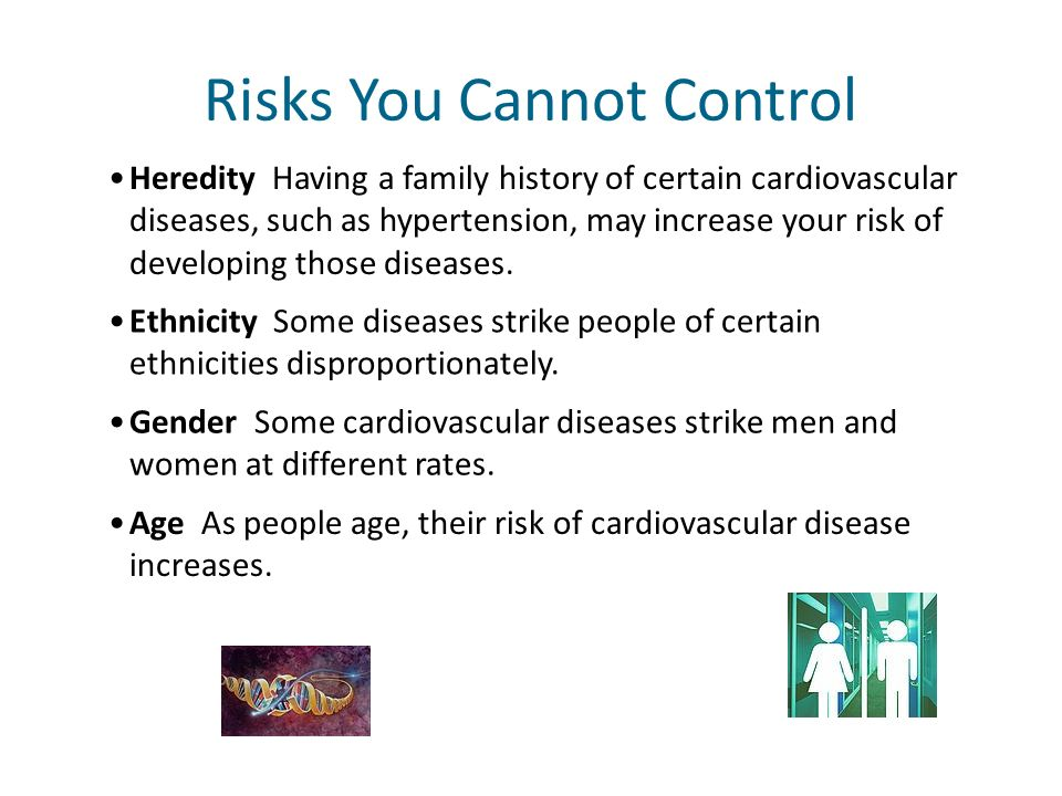 Risks You Cannot Control