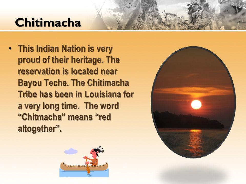 Chitimacha