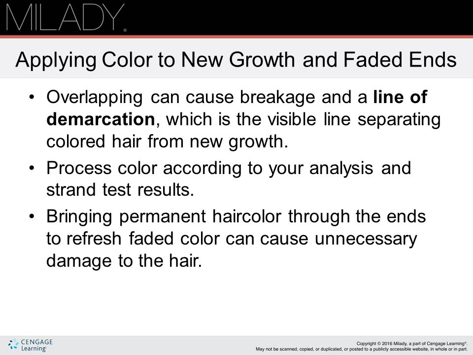 Chapter 21 Haircoloring Ppt Download