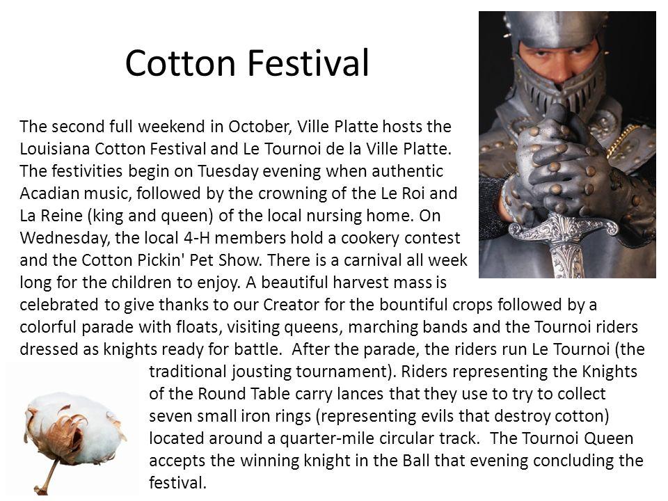Cotton Festival