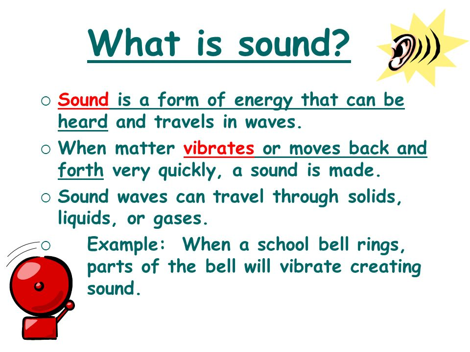 Hearing Sound by Denise Carroll. - ppt download