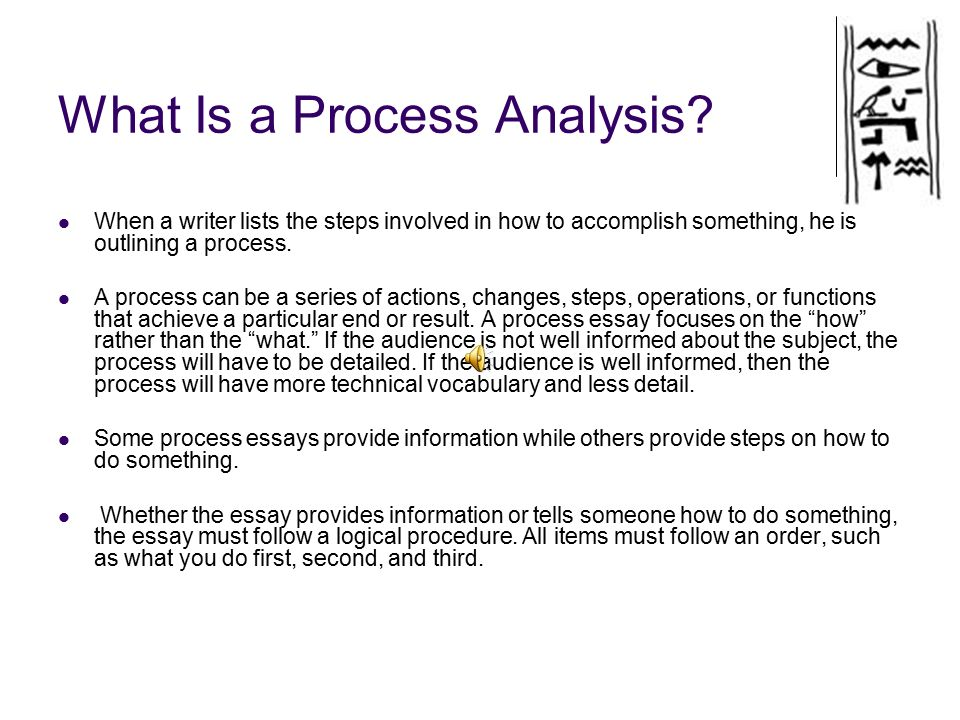 yourself from fear and attempt the impossible ppt video  what is a process analysis