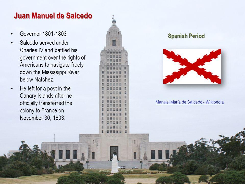 Manuel María de Salcedo - Wikipedia