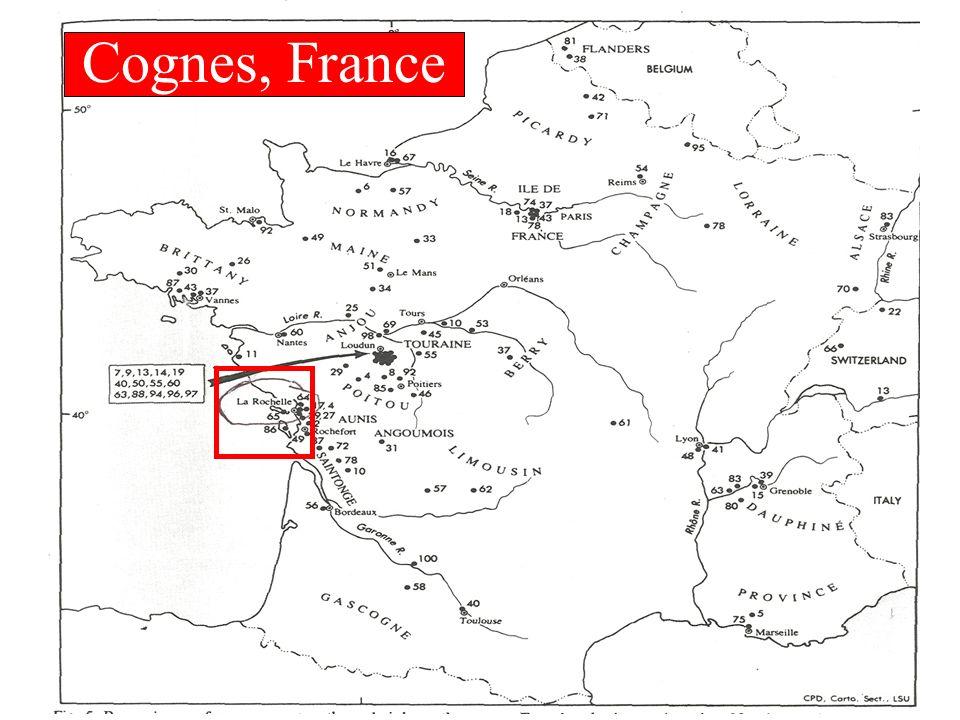 Cognes, France